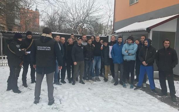 На Полтавщине десятки людей насильно держали в  реабилитационных центрах