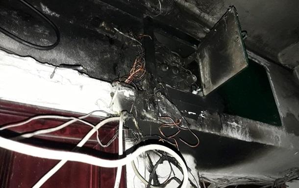 В Днепропетровской области произошли массовые поджоги в многоэтажках