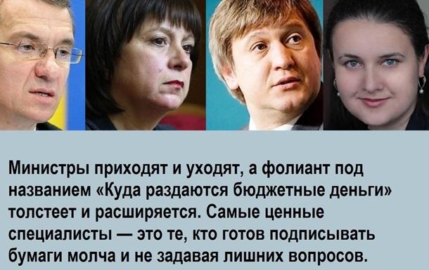 Фунтизация Министерства финансов