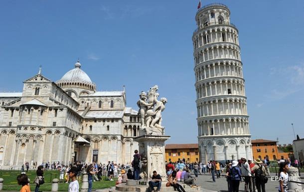 Пизанская башня выравнивается – ученые