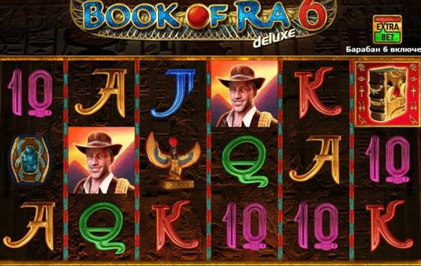 Популярный игровой автомат Бук оф Ра и ставки от 5 до 150