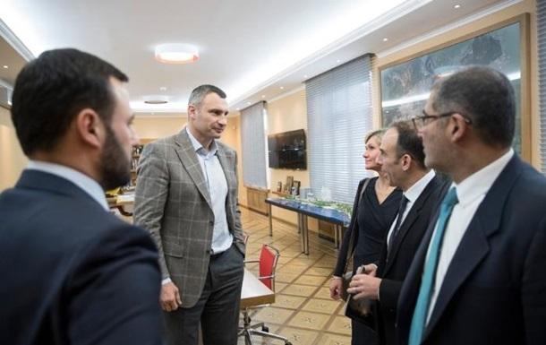 Киев привлек Всемирный банк к разработке системы скоростного транспорта