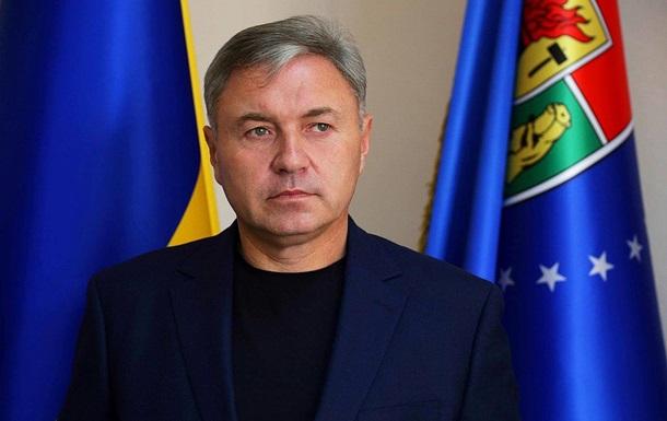 Порошенко уволил главу Луганской ОГА