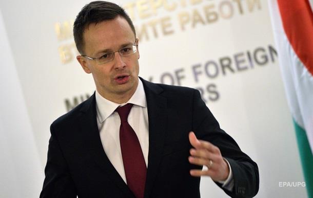 МИД Венгрии: Выдача паспортов украинцам законна