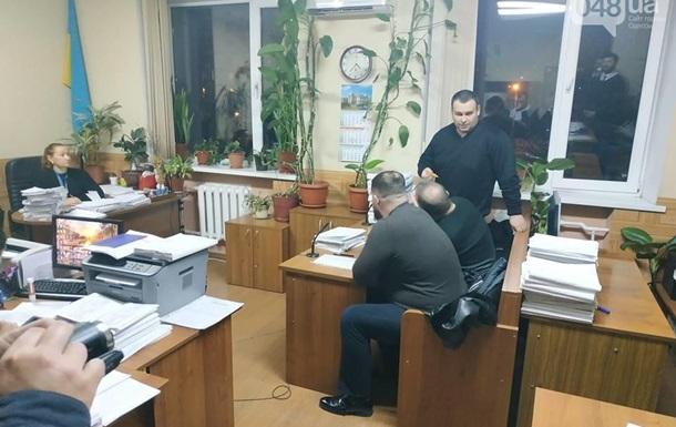 Очередной скандал с участием  Дорожного контроля  в Одессе