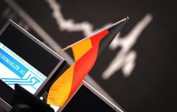 ВВП Германии упал впервые за три с половиной года