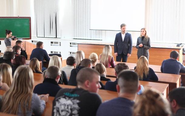 Студенты аграрных вузов Украины борются за поездку во Францию