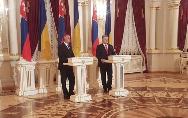 Порошенко отреагировал на визит Путина в Крым