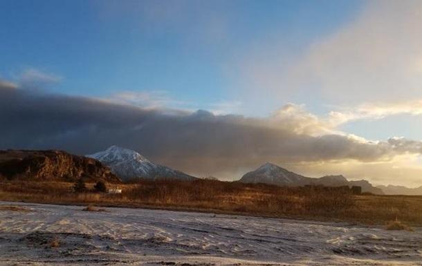 На Алясці прокинувся вулкан Веніамінова
