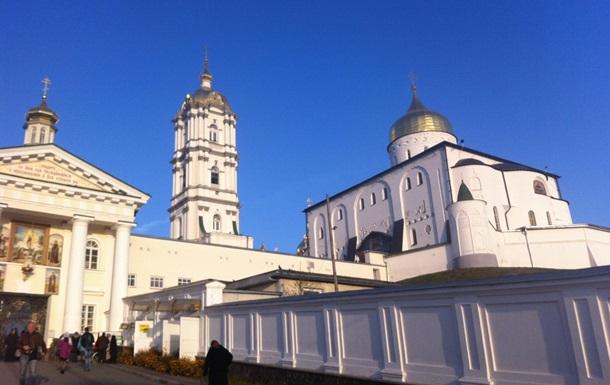 УПЦ МП не собирается покидать Почаевскую лавру