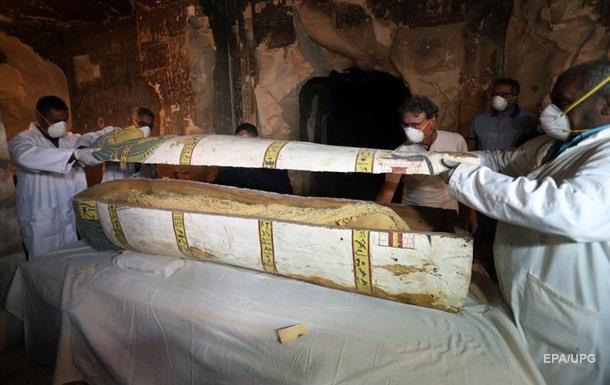 У Єгипті знайшли гробницю служителя храму Амона
