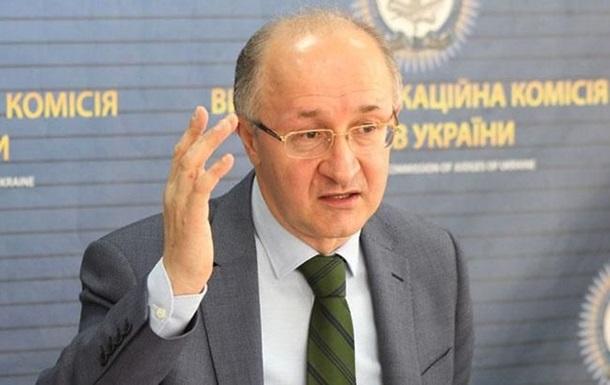 Суд обрав запобіжний захід для нападників на главу ВККС