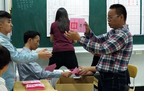 На Тайване провалился референдум за легализацию гей-браков