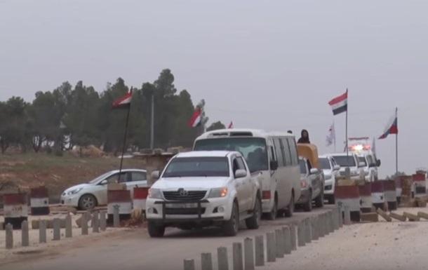 У Сирії відбувся обмін полоненими