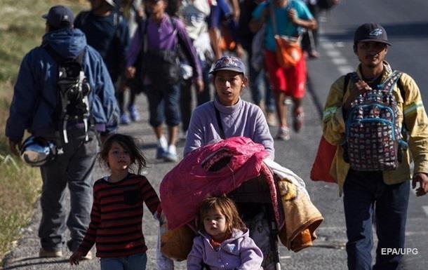 Каравани мігрантів: Мексика погодилася на пропозицію США