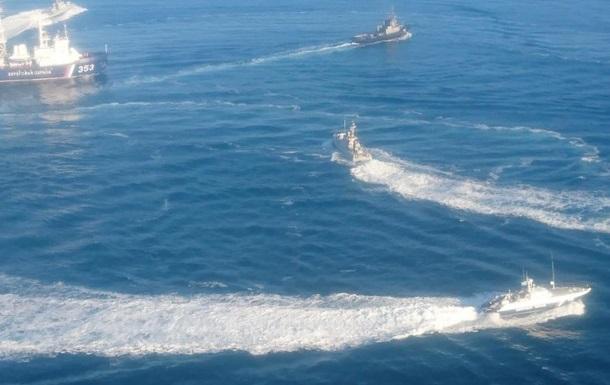 Атакованные корабли продолжают движение - ВМС