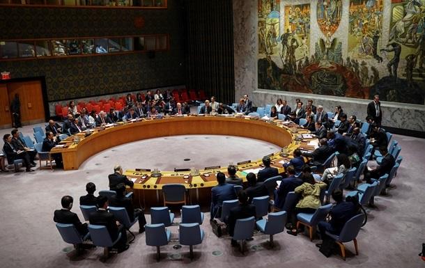 Конфлікт на Азові: Радбез ООН збереться 26 листопада