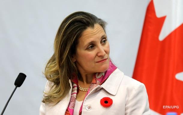 Конфликт на Азове: Канада поддержала Украину