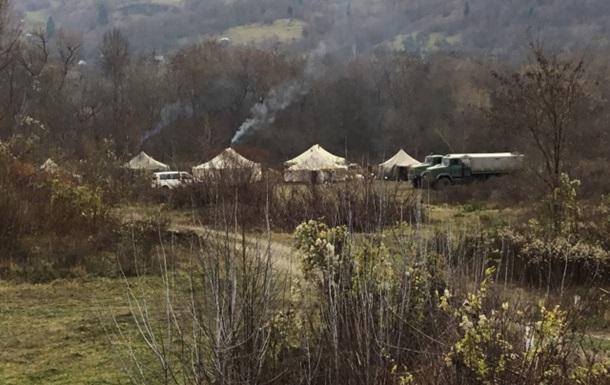 Пограничники проводят спецоперацию на Закарпатье − СМИ