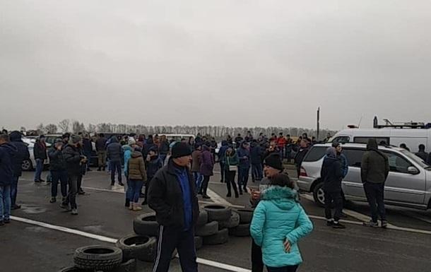 Укравтодор перерахував заблоковані дороги