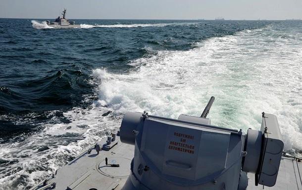Конфликт в Керченском проливе: фото и видео