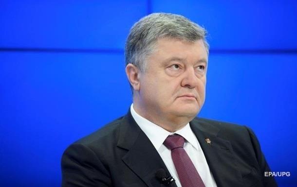 Доходы Порошенко в 2018 году выросли в 12 раз - СМИ