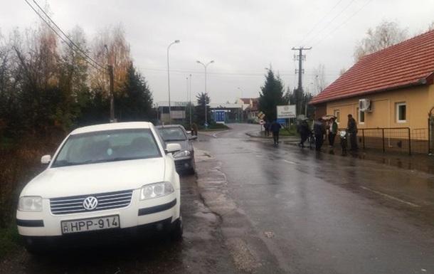 Украинцы бросают авто в ЕС и идут домой пешком