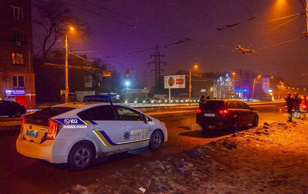 У Дніпрі обстріляли автомобіль