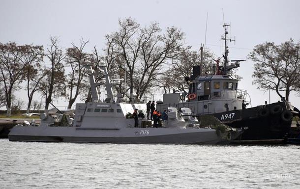 Співробітники ФСБ опитали українських моряків