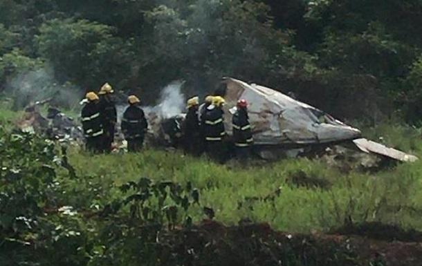 У Бразилії розбився літак: чотири жертви
