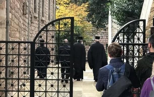 У Стамбулі починається Синод щодо Томосу для України