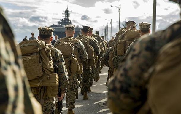 США почали військові навчання в Середземномор ї