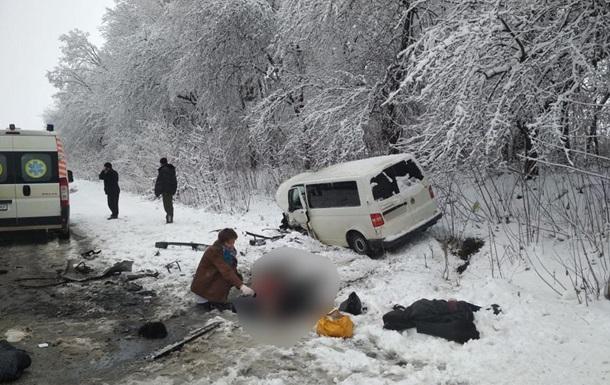 В ДТП на Буковине погибла супружеская пара