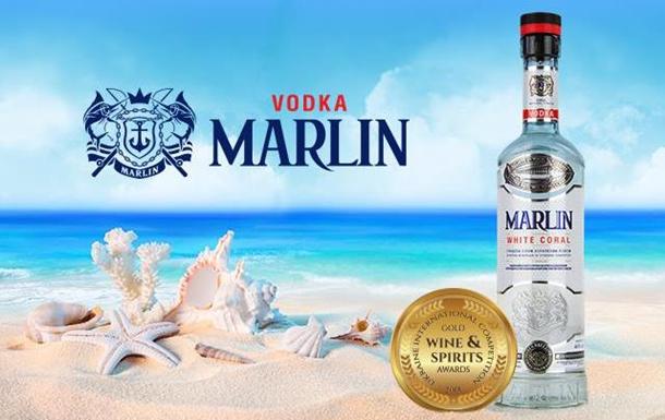 Первый конкурс и первая победа водки MARLIN
