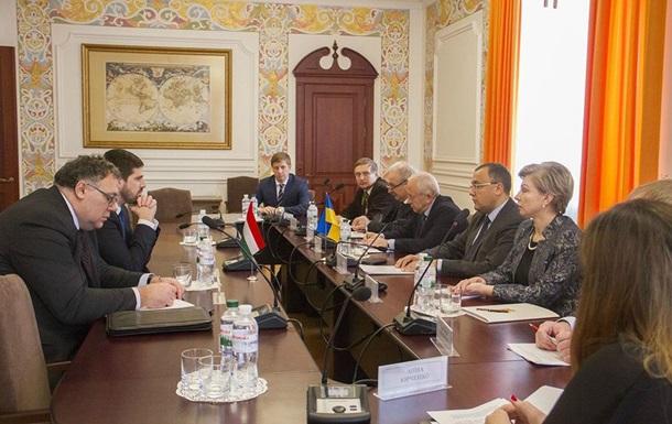 Україна і Угорщина обговорили спільний контроль на кордоні