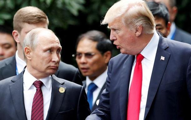 Трамп не уверен во встрече с Путиным