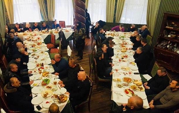 Полиция пресекла  сходку  47 криминальных авторитетов
