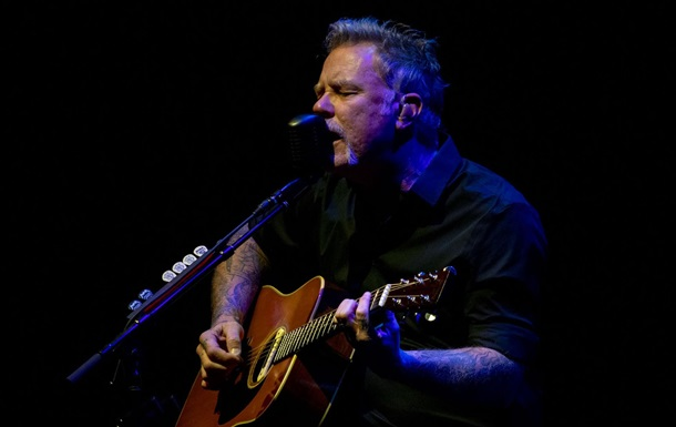 Metallica готує свій перший акустичний альбом