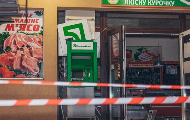 У Дніпрі вночі підірвали банкомат