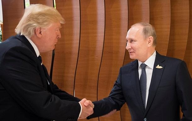 РФ продолжает подготовку встречи Путина с Трампом