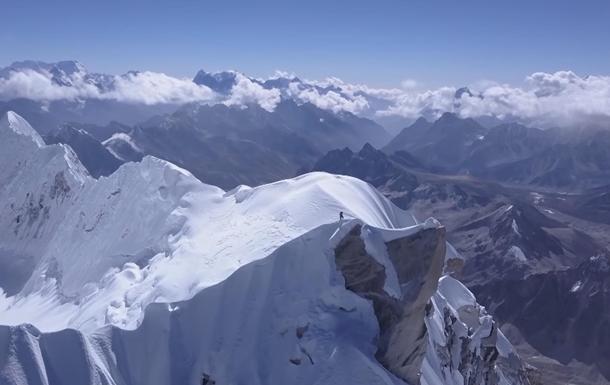 Австриец покорил неприступную гималайскую вершину