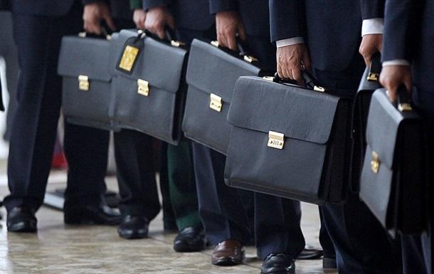 Чиновникам дали інструкцію щодо вмісту  тривожної валізки