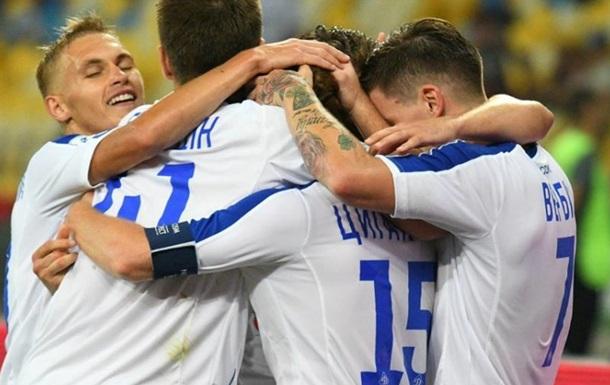 Смотреть онлайн Астана Динамо Киев