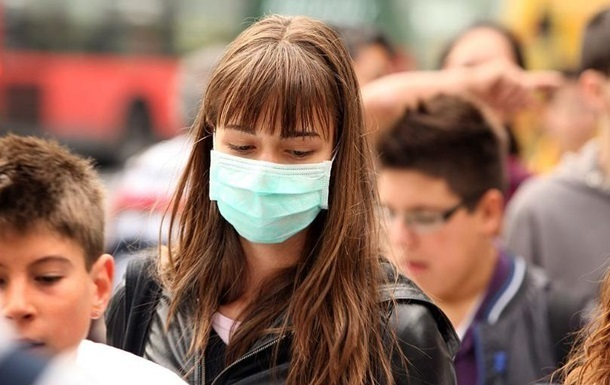 Захворюваність на грип в Україні за тиждень зросла майже на 10%