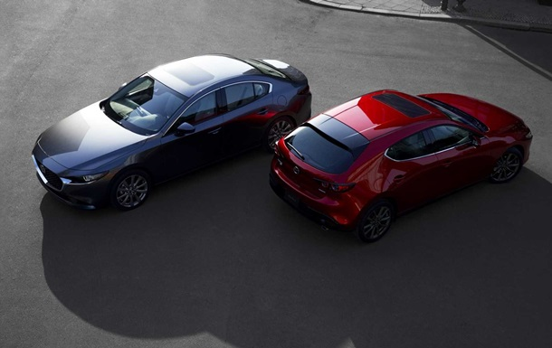 Mazda introduced a new generation troika