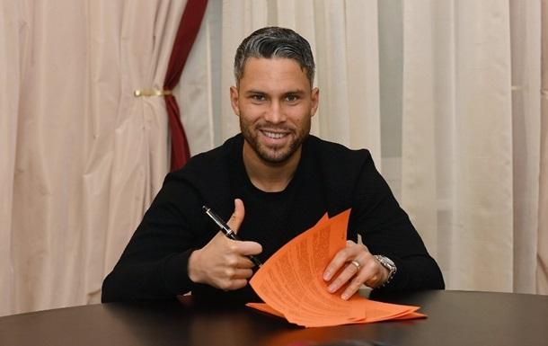 Марлос продовжив контракт із Шахтарем