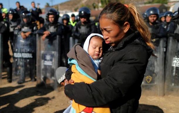 У Мексиці буде відкрито додатковий табір для мігрантів