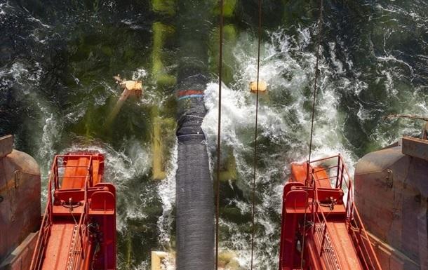 Построено 300 километров Северного потока-2 – Газпром