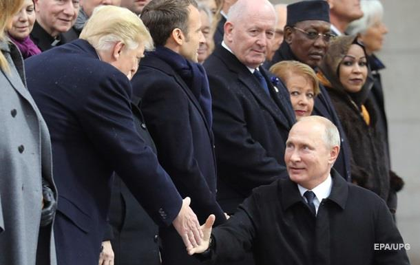 Путин готов к новым контактам с Трампом − Кремль
