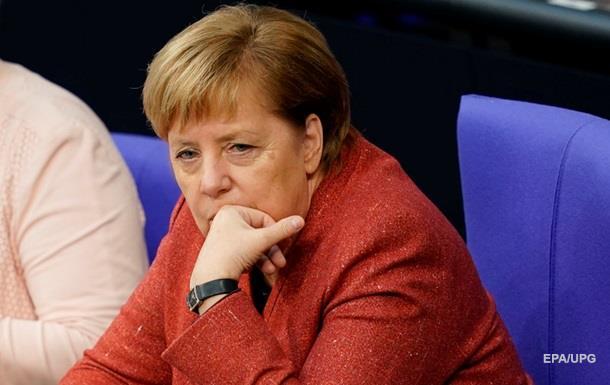 Меркель пропустит первый день саммита G20